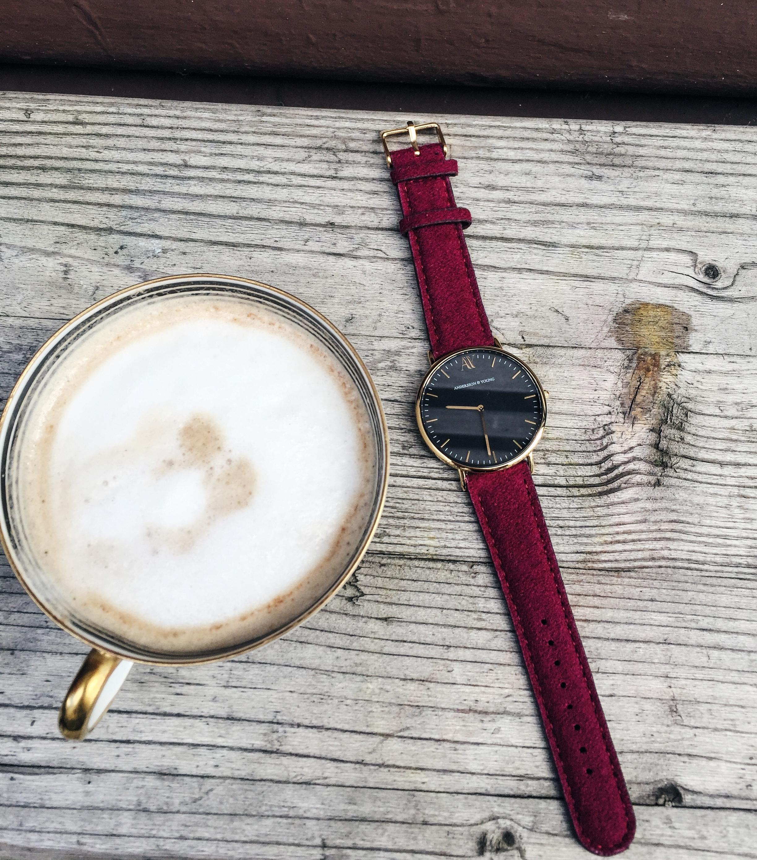 It's time for a good café!