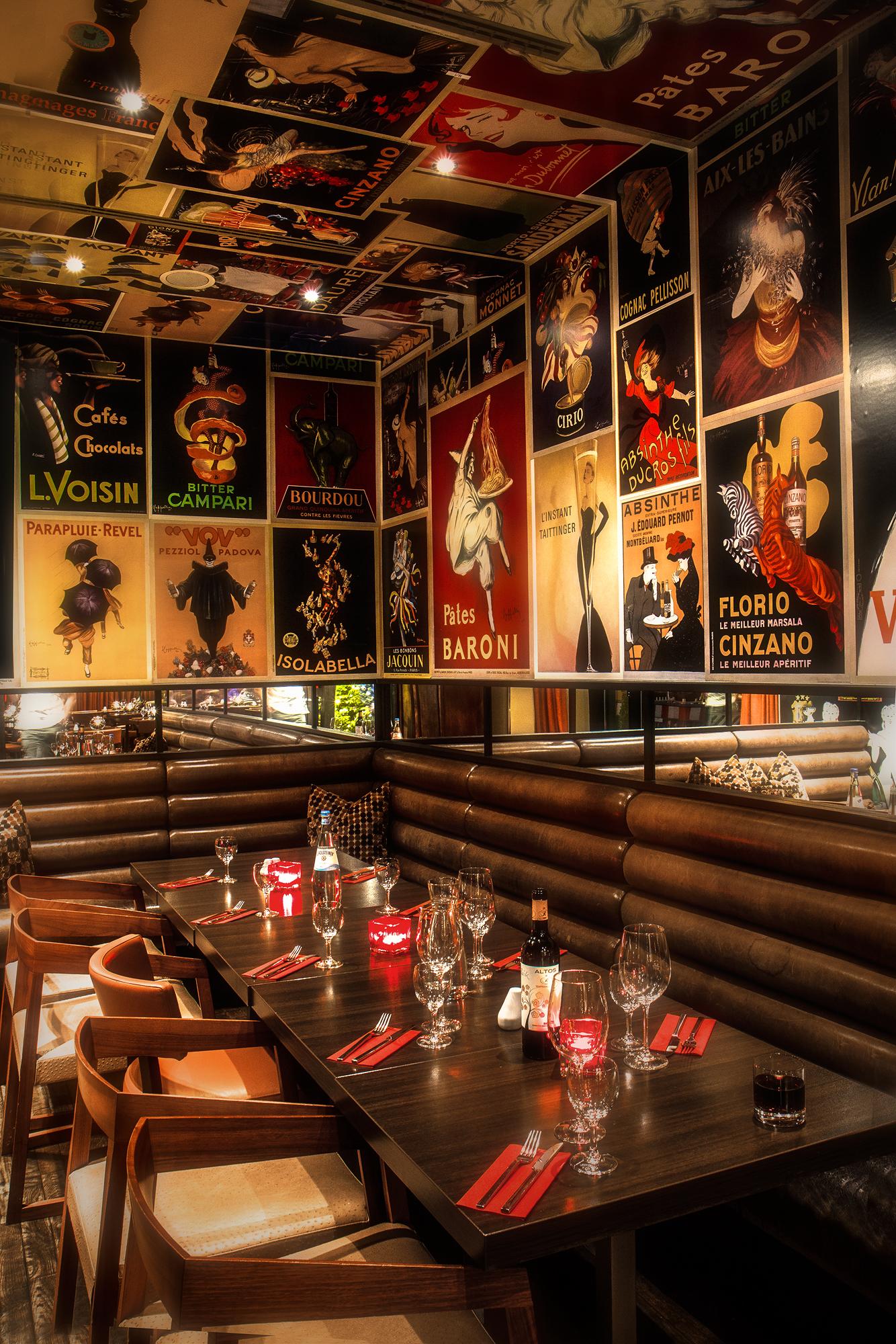 Adina Hotel Restaurant