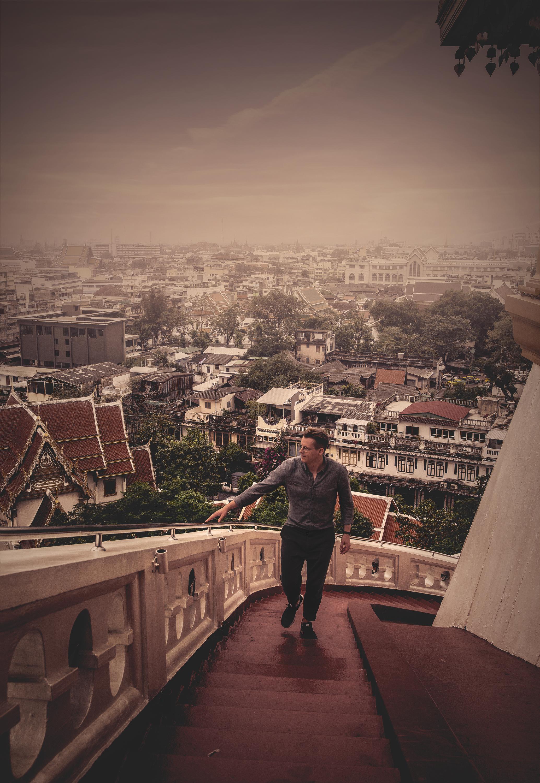 Golden Mountain, Bangkok