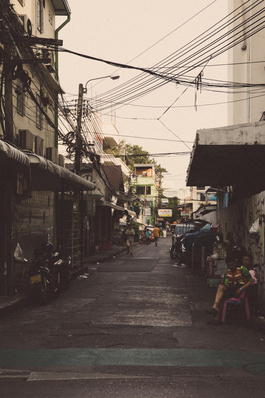 Somewhere in Bangkok