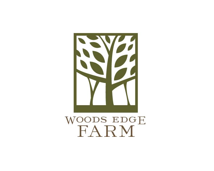 Woods Edge Farm Identity : Designed as Partner Skillet Design