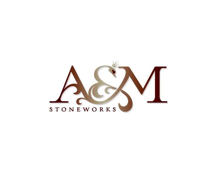 A & M Stoneworks Identity