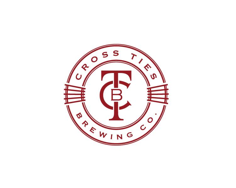 Cross Ties Brewing Company Identity - Concept
