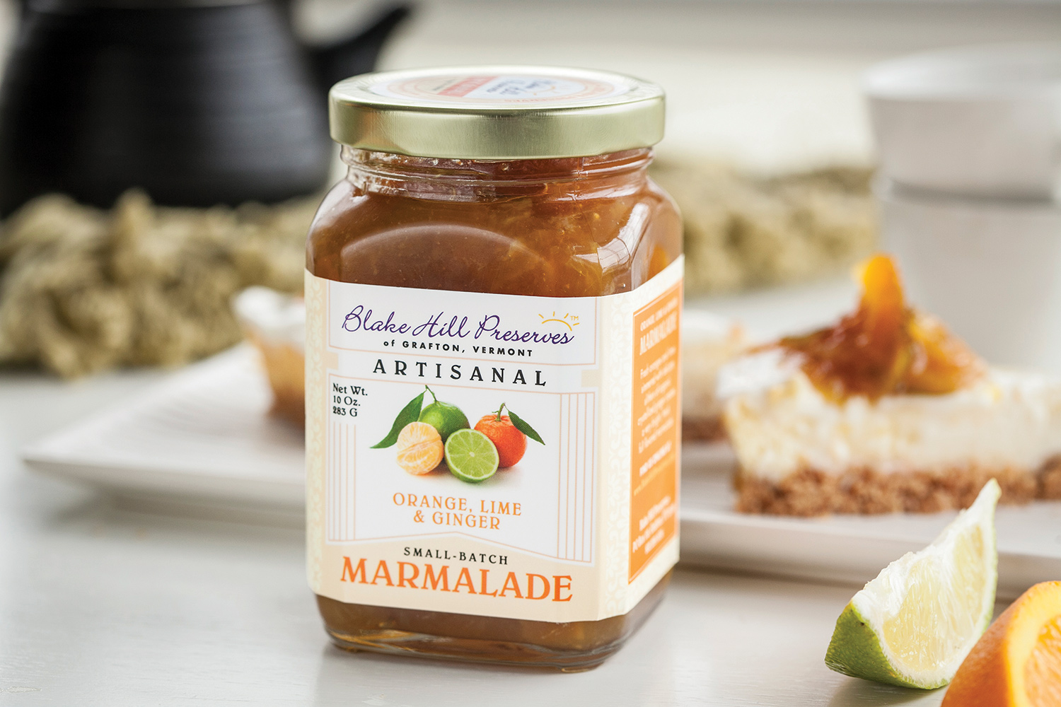 Blake Hill Preserves product photography