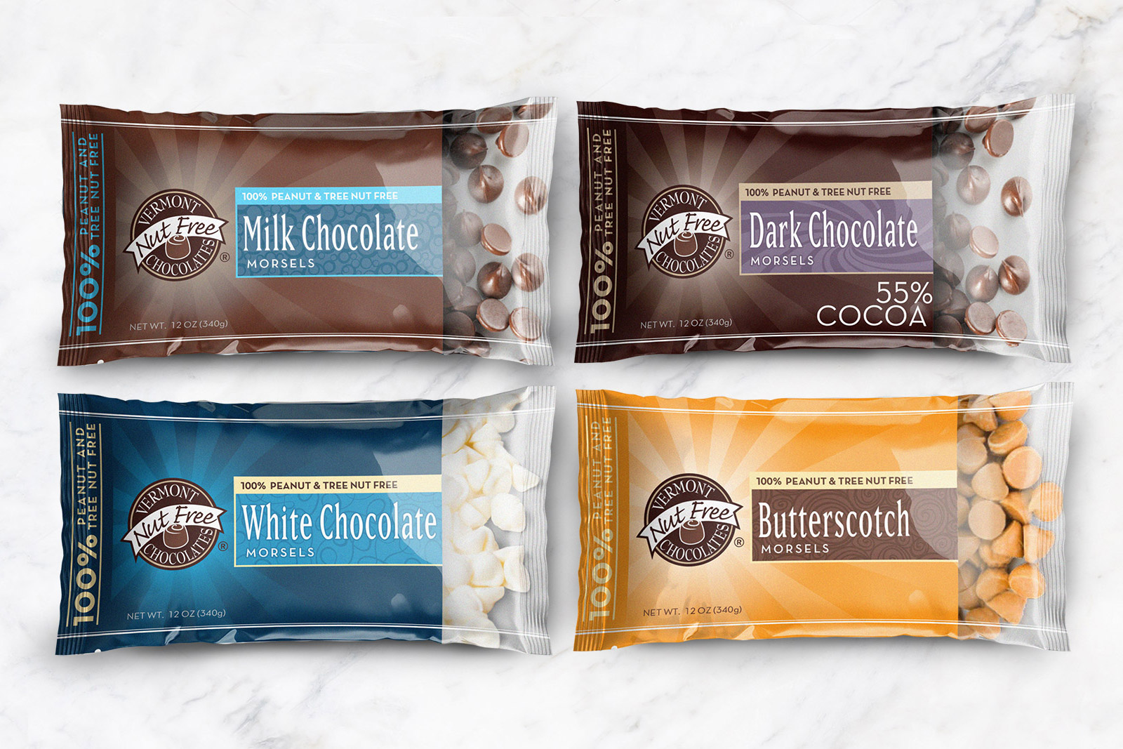 Vermont Nut Free Packaging