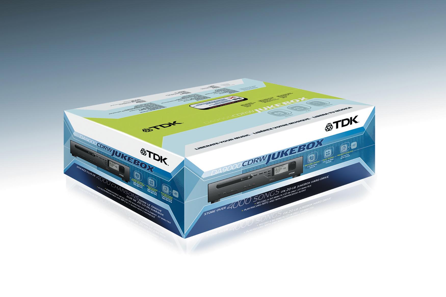 TDK Packaging
