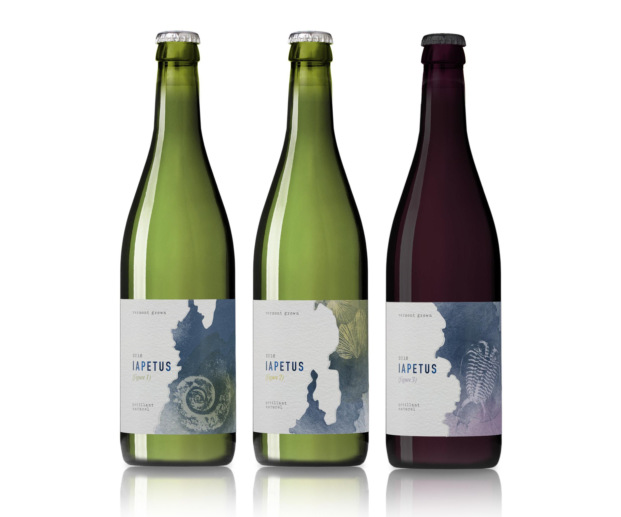 Shelburne Vineyard Packaging