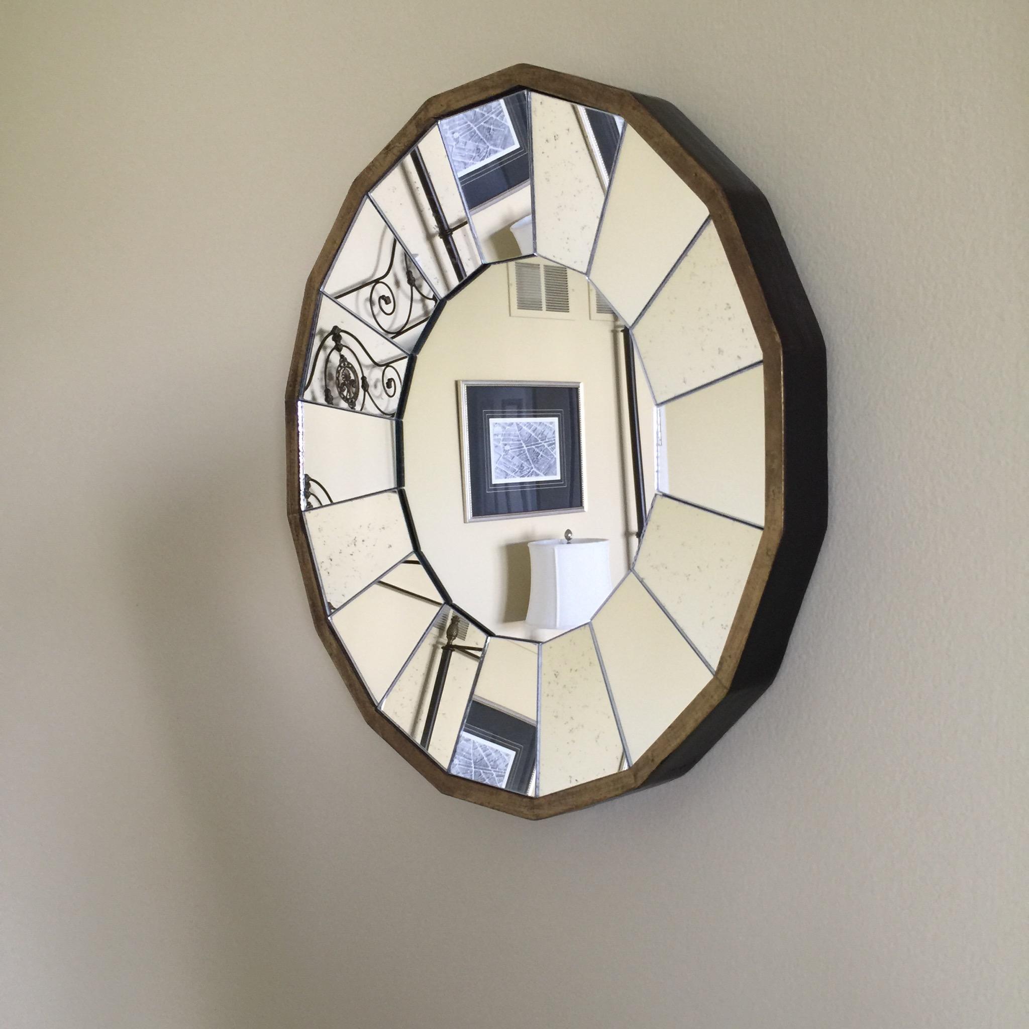 Art Deco Round Mirror.jpg
