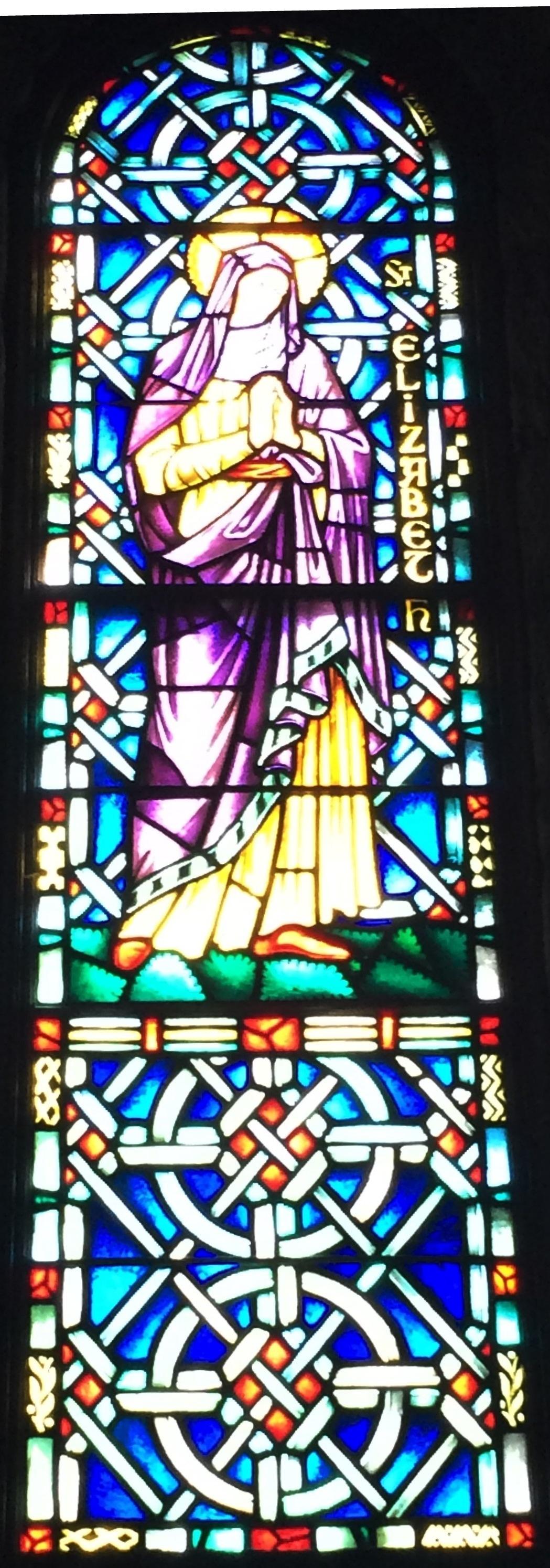 St. Elizabeth Altar.JPG