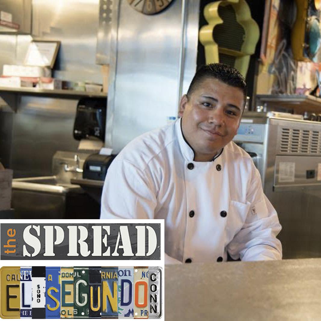 Chef Carlos Baez - The Spread and El Segundo, South Norwalk