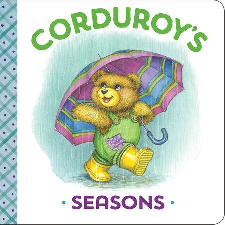 corduroy concept books written by maryjo scott