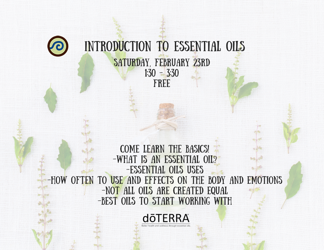 SSY Introduction to Essential Oils Flier 1.28.19.png