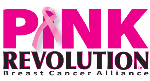 Pink Revolution   Pink Revolution is an alliance of dedicated individuals banding together with a commitment to institute fundamental change in the lives of those touched by breast cancer – during and after treatment.