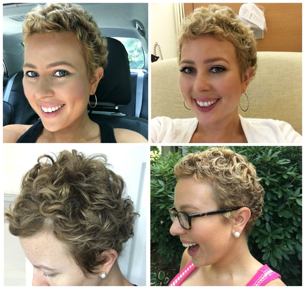 Short Hair Love Post Chemo Hair Growth Tips Womens Image Catalog