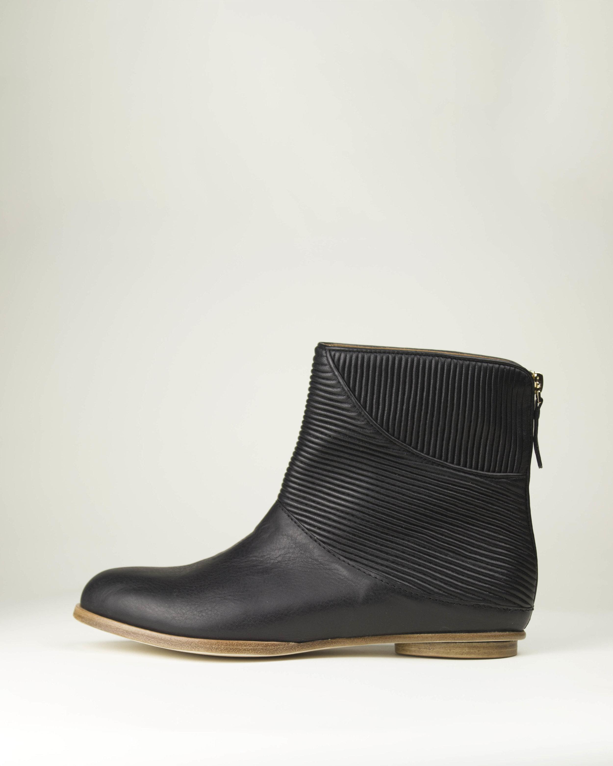 corie humble shoe design collection seoul korea portfolio boot