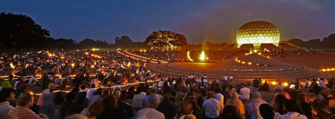 Auroville, India