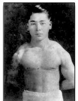 Seikichi Toguchi (18 yrs)