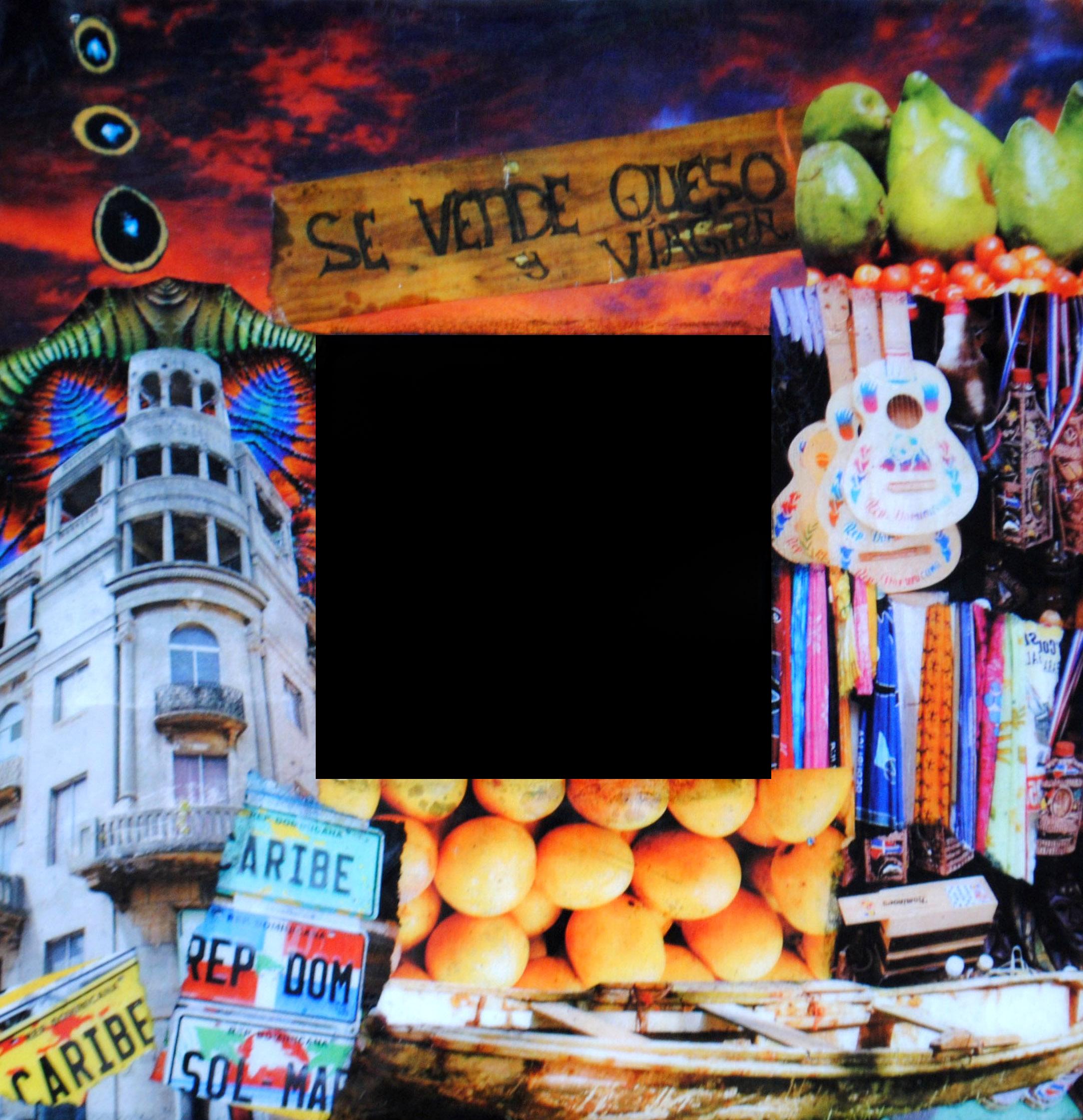 Caribe I. Mirror by Carolina Luciano. 2010.jpg