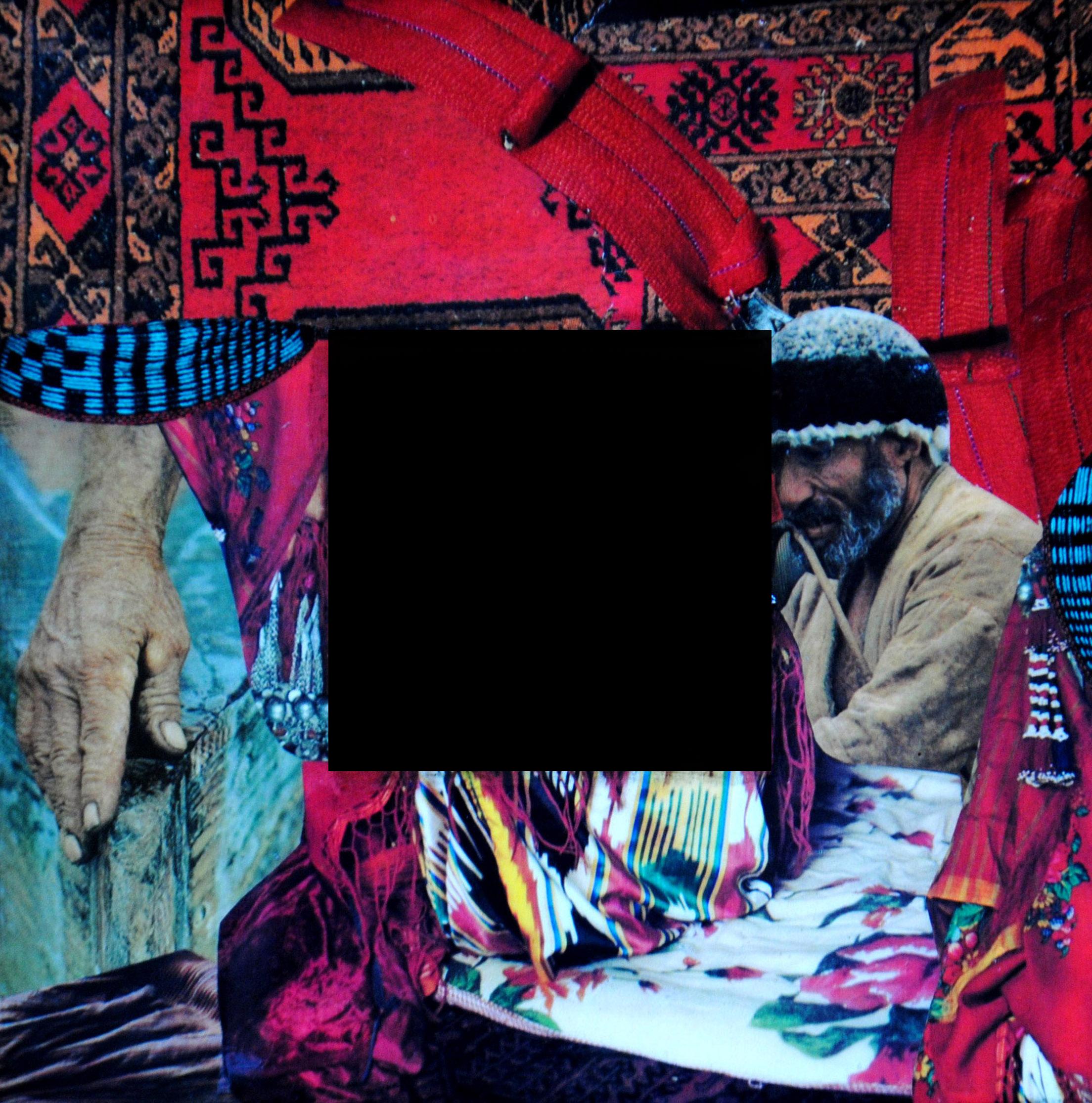 Red. Mirror by Carolina Luciano. 2010.jpg