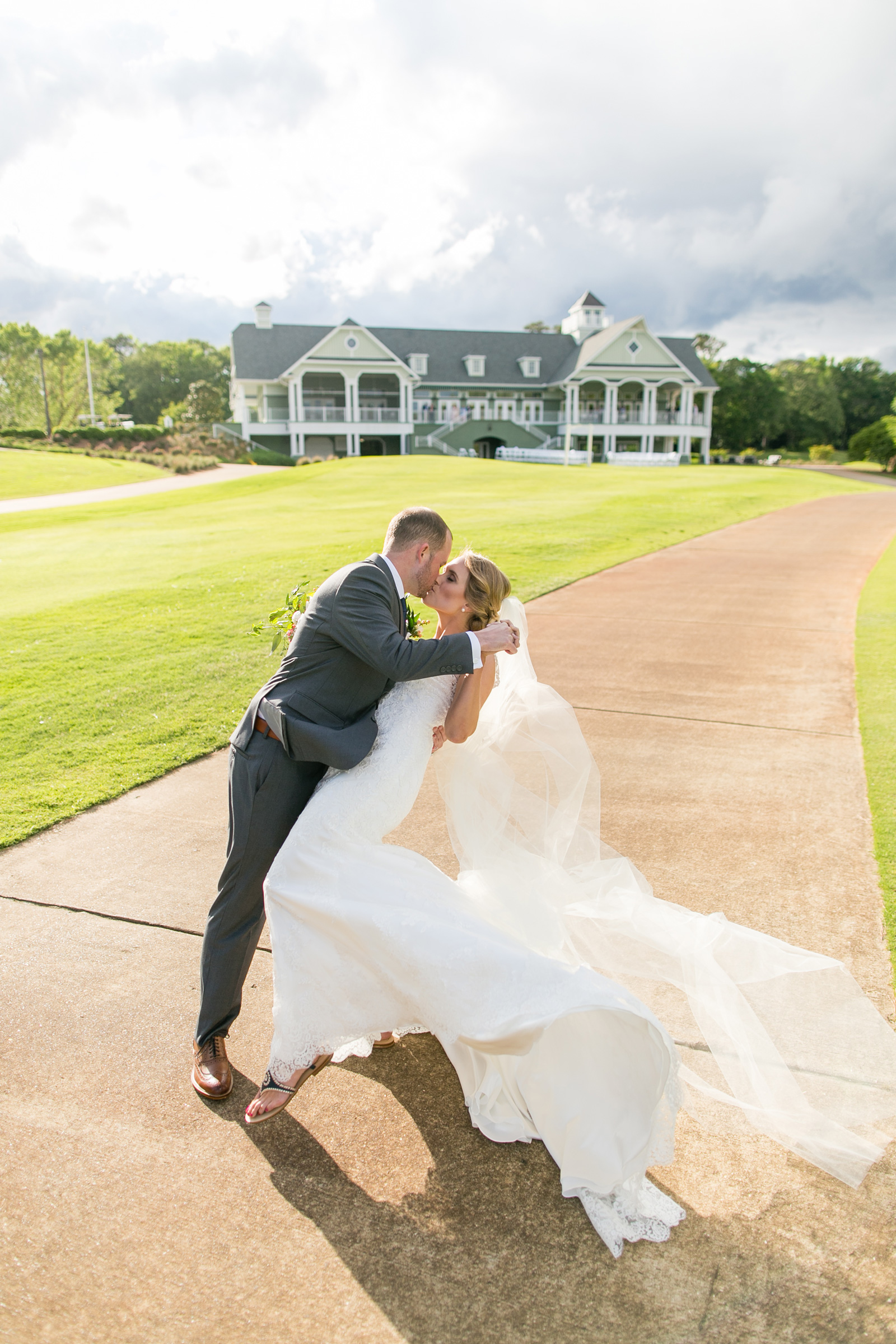 Sarah + Cameron; Duck Woods Country Club Wedding