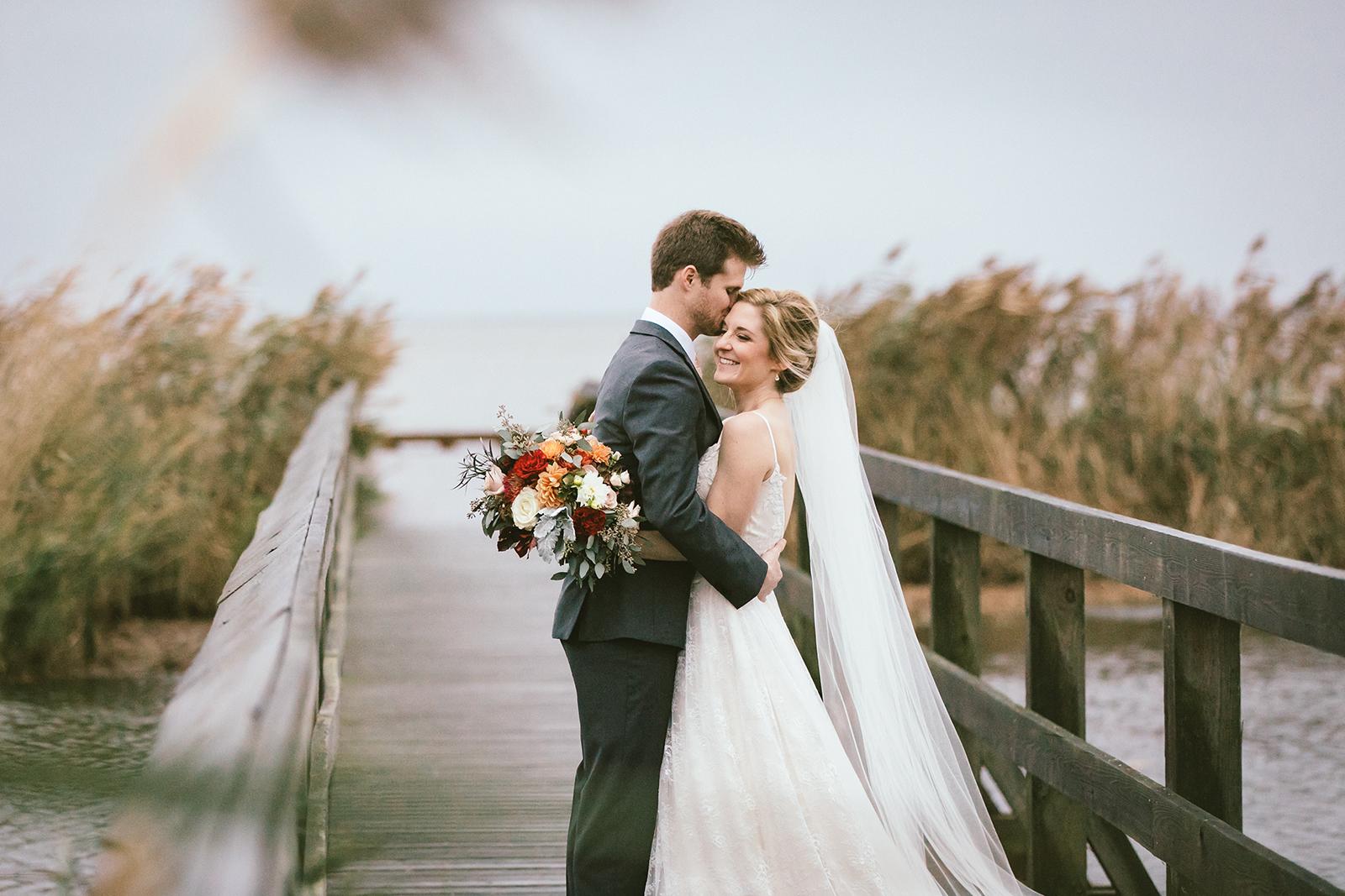 Jen + Patrick; Whalehead Club Wedding, Corolla, NC