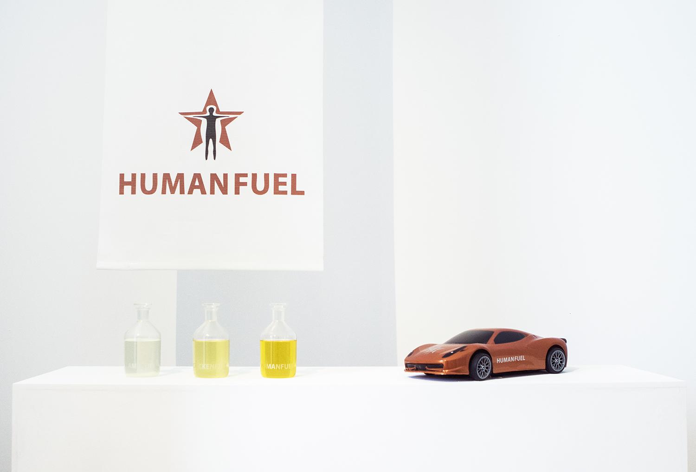 "Hege Tapio | ""Human Fuel"" | All photos © I DO ART Agency."