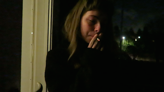 Stills fra mit on going dokumentarprojekt om Amalie.