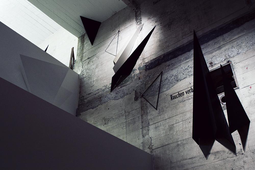 Work by Katja Strunz.