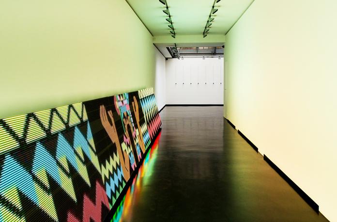Raquel Meyers | Xpo Gallery, Paris | Photo by Vincianne Verguethen.