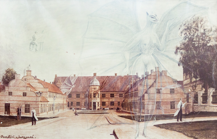 Illustration af Ovartaci.