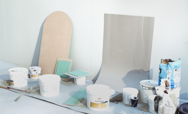 Proces | All photos by Rikke Luna & Matias © I DO ART Agency.
