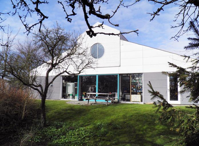 Kunstakademiets Designskole på Bornholm.
