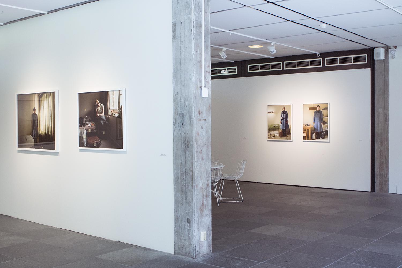 Works by Elina Brotherus and SMITH (Dorothée Smith)   Installation photos by Rikke Luna & Matias © I DO ART Agency.