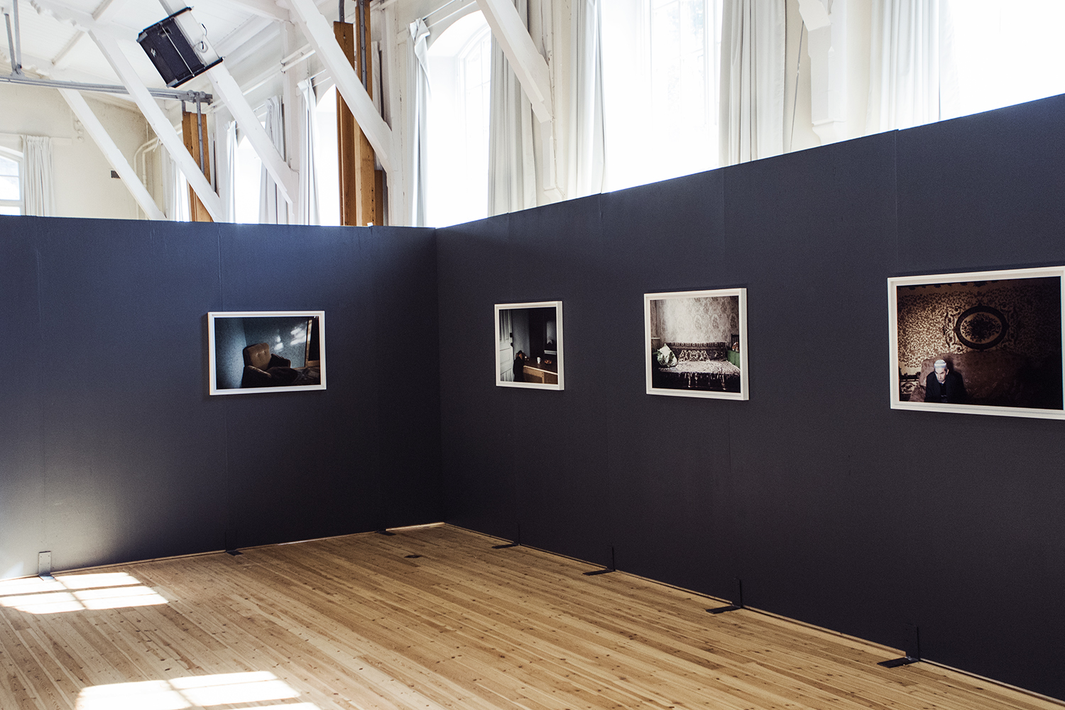 Isabelle Darrigrand's collection   Installation photos by Rikke Luna & Matias © I DO ART Agency.