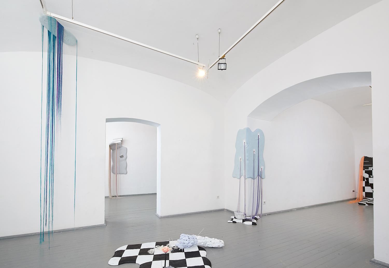 HOLYLAND, exhibition view at Labor Gallery, 2016. | Photo: Krisztián Zana.