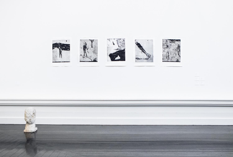 "David Noro ""Meathead"" & ""Decisions""   Foto af I DO ART Agency."