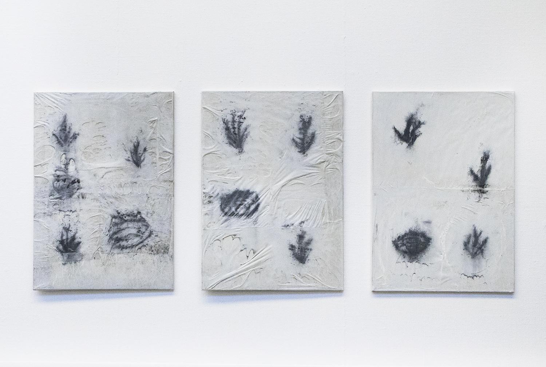 """Adrian Delafontaine """"Floral Index II""""   Foto af I DO ART Agency."""
