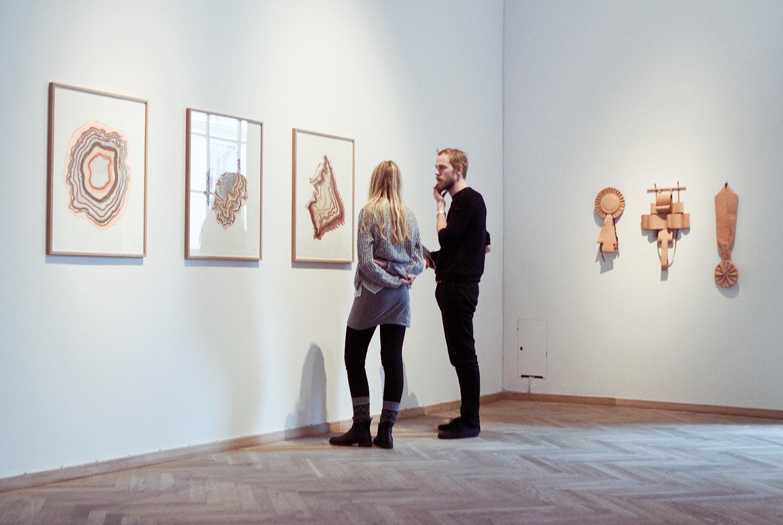 "Pernille Snedker Hansen ""Matter of Movement"" og Helle Klingbord Bjerregaard ""The Loser Standing Small""   All photos by Rikke Luna & Matias © I DO ART Agency."