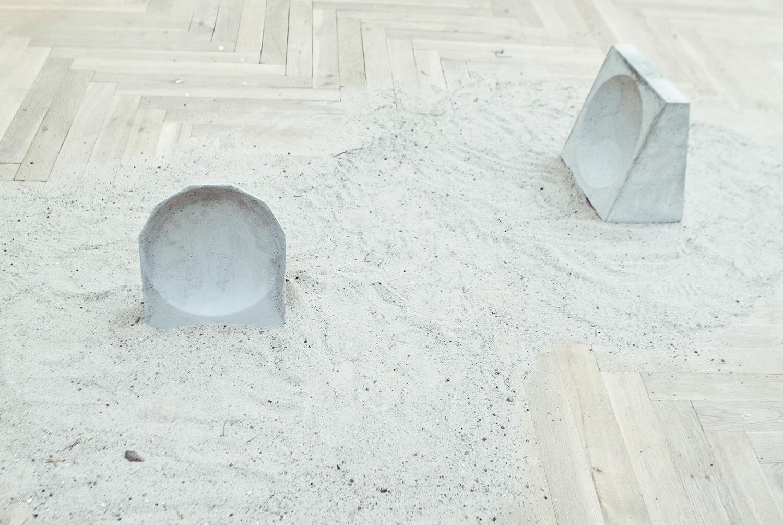"Benjamin Dufour ""Sound Mirrors""   All photos by Rikke Luna & Matias © I DO ART Agency."