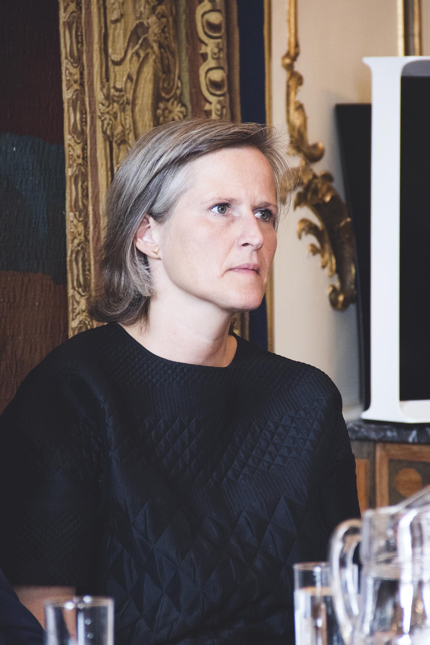 Sanne Kofod Olsen (rektor, Det Kgl. Danske Kunstakademi) | Foto © I DO ART Agency.