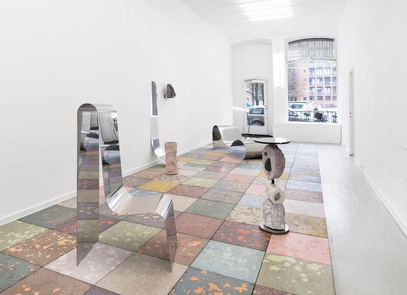 "Pettersen & Hein ""HOME"" at Etage Projects | Photo: David Stjernholm."