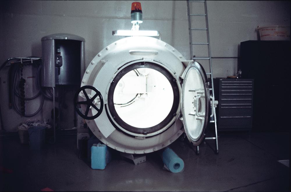 Teit Jørgensen, Radioaktivitet 1 1977.