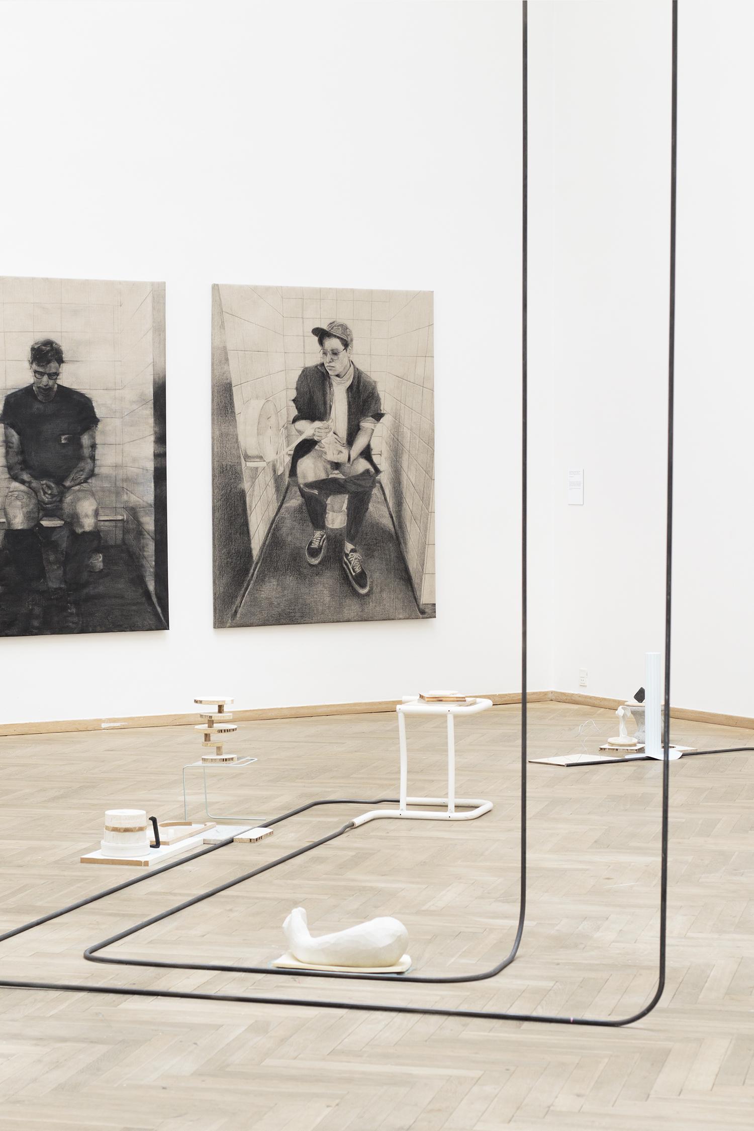 "Jacob Alrø ""Pockets of accretion"" | Foto: I DO ART Agency."