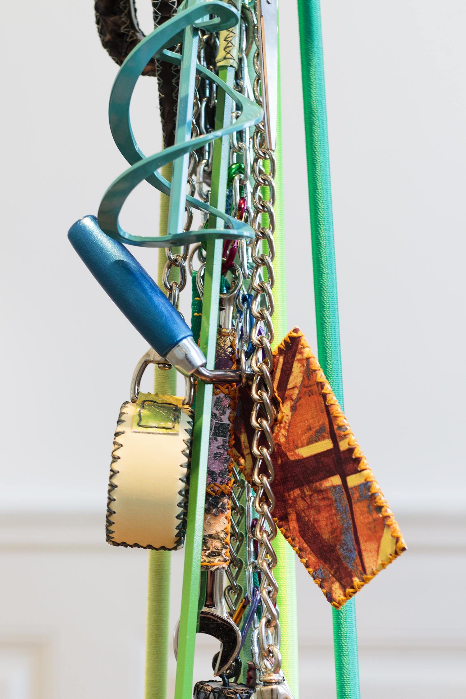 Maiken Bent, Swing #3 (Detalje)   Foto: Rikke Luna & Matias © I DO ART Agency.