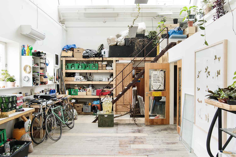 Rune Bosses atelier | Foto © I DO ART Agency.