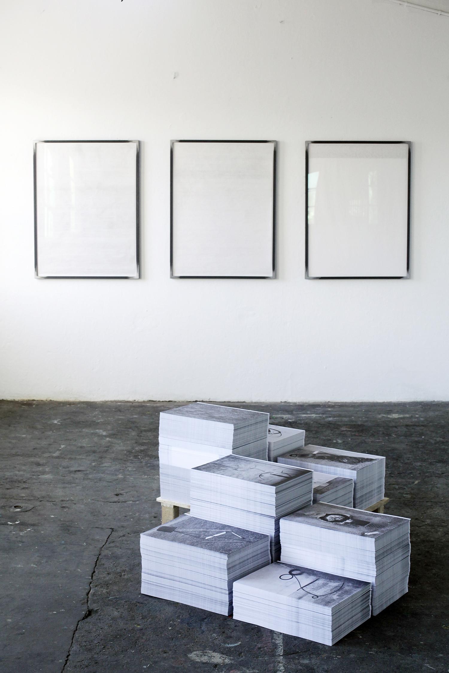 Work by Bärbel Praun.