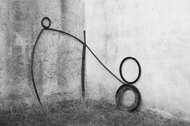 Impermanent Sculptures (of Indestructible Objects) by Bärbel Praun.