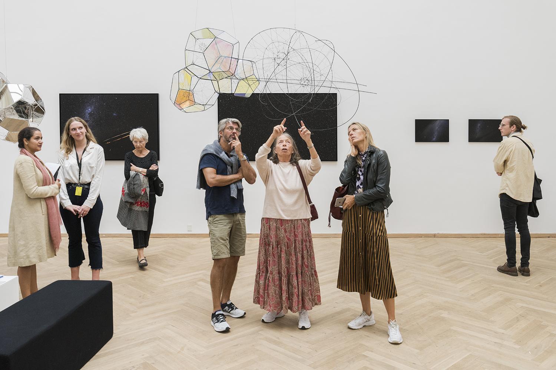 Chart Art Fair 2017 (Andersen's Contemporary)   Foto af David Stjernholm.