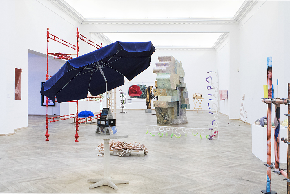 Forårsudstillingen på Kunsthal Charlottenborg, 2017. Foto: I DO ART Agency.