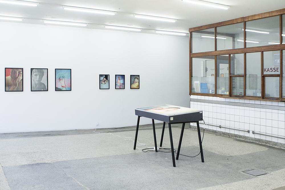 "Fryd Frydendahl ""Nephews"" på V1 Gallery   Foto: I DO ART Agency."